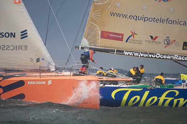 Volvo Ocean Race, Galway, Ireland 2009