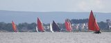 Crinniu? na mBa?d, the annual gathering of the boats, at the Co. Galway town of Kinvara