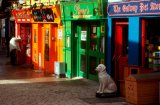 The colours of Quay Street, Galway.