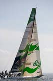 In-Port racing on Saturday,30th May, Volvo Ocean Race, Galway.