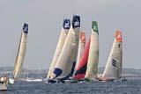In-Port racing on Saturday,30th May, Volvo Ocean Race, Galway.