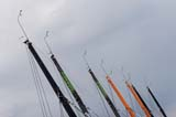 Closing ceremony The Volvo Ocean Race Galway.7 masts